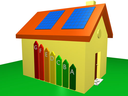Classificazione energetica delle abitazioni:23,5% delle abitazioni ha una classe energetica alta o media (D e superiori).