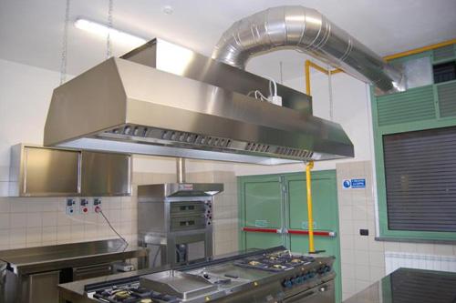 Scarico dei fumi e possibile l uso di sistemi alternativi ma solo per attivit commerciali - Cappa cucina senza canna fumaria ...